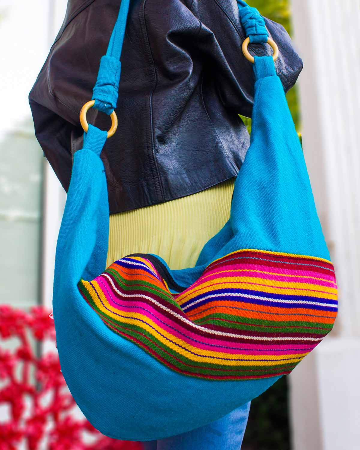 PENELOPE BOHO BAG - back