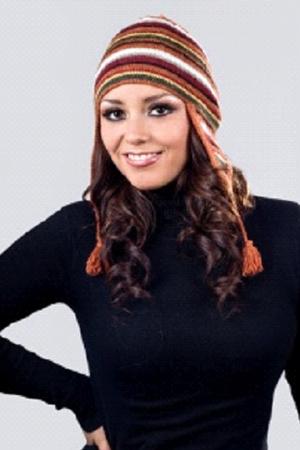 KAFFIR UNISEX ALPACA HAT- front