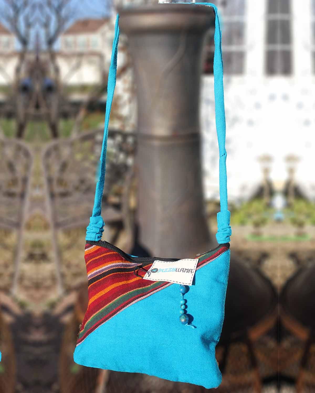 BAHAMA CROSSBODY BAG- front